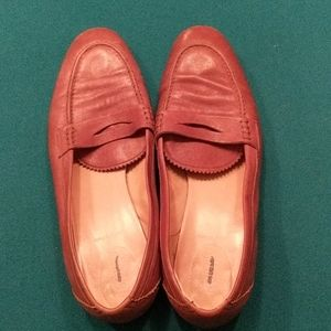 J.Crew Brown Loafers